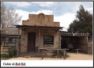 cadeia de red oak
